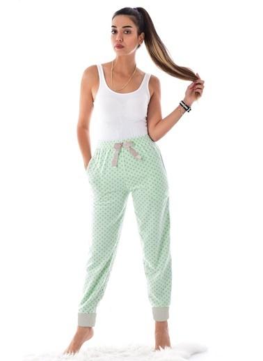 Pemilo Pijama altı Yeşil